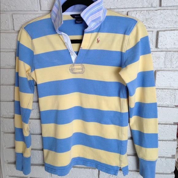 striped long sleeve polo shirt mens ralph lauren long sleeve rugby shirt